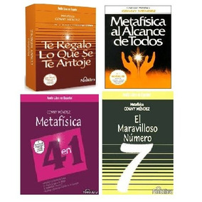 Audiolibros De Conny Mendez: Metafisica Pack Mp3