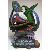 Nightmare Before Christmas Ooigie Boogie Sanby Claus Peril