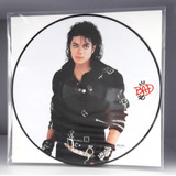 Michael Jackson Bad 25 Anniversary Disco Acetato Lp Vinyl