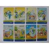 A01269 - Série Orelhão Amigo 2004 - 8 Cartões - Telefônica