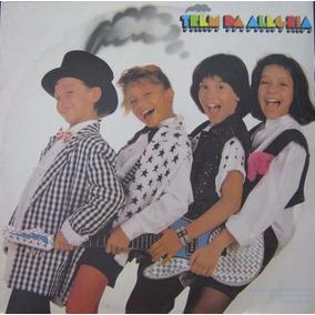 Trem Da Alegria Lp 1986 He-man
