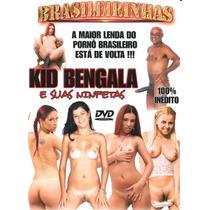 Dvd Kid Bengala E Suas Ninfetas Brasileirinhas (usado)