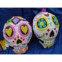 Piñatas Calaveras Mexicanas!!! De Pájaros En La Cabeza