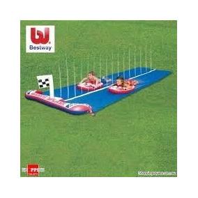 deslizador rally pro water silde cm bestway
