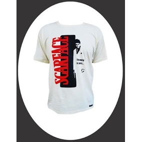 Camiseta Alternativa Cinema Scarface