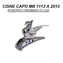 Cisne Cromado Capo Mb 1113 1111 1313 2013 Com Iluminação