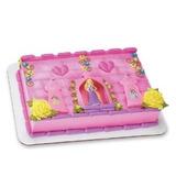Decopac Disney Princess Rapunzel Y Castillo Decoset Cake Top