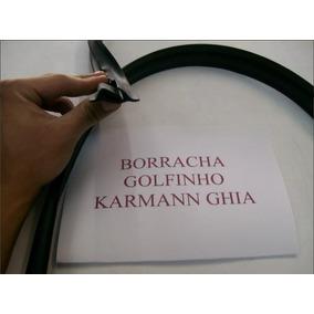 Borracha Vedação Interna Paralama Dianteiro Karmann Ghia