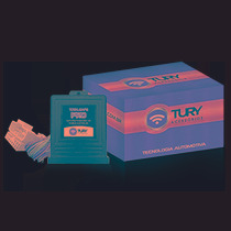 Módulo De Vidro Duster16/oroch Dyn/exp Tras. Tury Pro 2.8cw