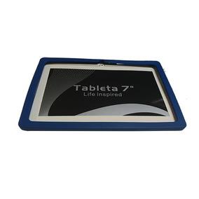 Funda De Silicon Goma Protectora Para Tablet 7plg Sku011