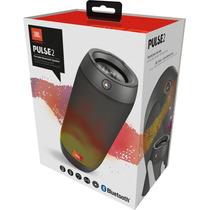 Bocina Jbl Pulse 2 Bluetooth Portatil Recargable Envio Grati