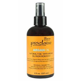 Aceite Argán Natural 7 Oil Cabello, Piel Y Uñas Envio Gratis