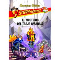 Superhéroes 6: El Misterio Del Traje Amarillo; Envío Gratis