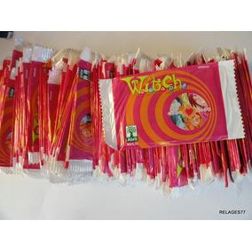 Witch Love Book - Álbum Antigo - Pacotes Fechados - Ed Abril