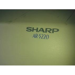 Fonte Baixa E Alta Impressora Sharp Ar5220