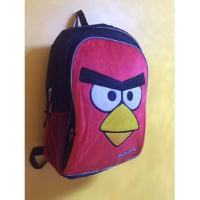 Mochila Angry Birds Tamaño Estándar