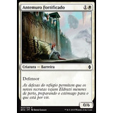 X4 Antemuro Fortificado / Fortified Rampart