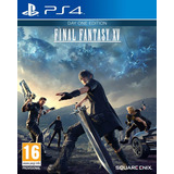 Final Fantasy Xv 15 Day One Edition | Ps4 | Físico | Sellado