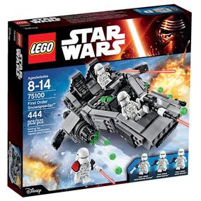 Lego Star Wars First Order Snowspeeder 75100 - 444 Piezas