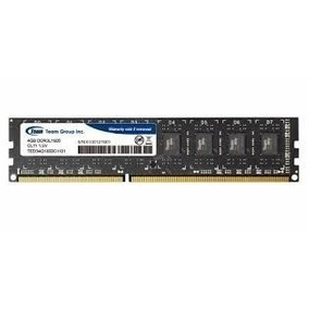 Memoria Ram Team Group 4gb Ddr3 1600mhz Dimm