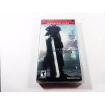 Crisis Core + Final Fantasy Tactics Novos Psp Frete Grátis!