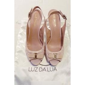 Sapato Luz Da Lua - Tamanho: 37 - 100% Couro - Lindo
