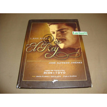 Jose Alfredo Jimenez Y Sigo Siendo El Rey 3 Cds + Dvd Libro2