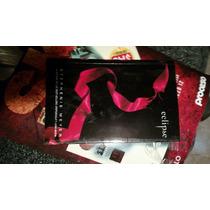 Libro Eclipse Saga Crepúsculo Stephanie Meyer