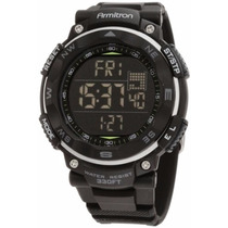Reloj Armitron Sport Modelo 40/8254 Negro. Envio Gratis