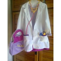 Disfraz Doctora De Juguetes