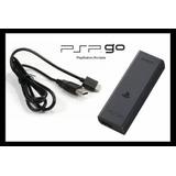 Cargador Y Cable Usb Para Psp Go Generico