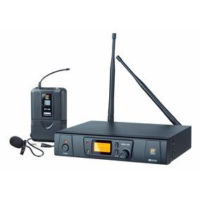 Microfone Sem Fio Staner Lapela Srw48s/bt48