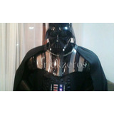 Roupa Darth Vader (cosplay) Star Wars C/sintetizador De Voz
