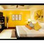 Latex Color Interior/exterior Amarillo Preparado X 4lts