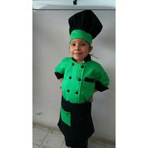 Filipina Niño Niña Chef Bata