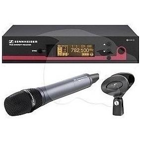 Microfone Sem Fio Sennheiser Ew 135 G3 - Novo E Original