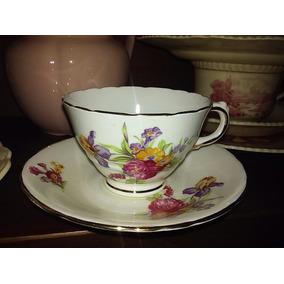 Taza De Café Porcelana Sutherland Bone China England