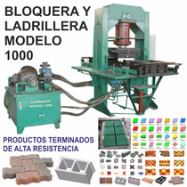 Bloquera Y Ladrillera