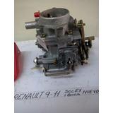 Carburador Solex Original Nuevo Renault R11 Y R9