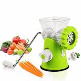 Maquina Manual Para Moer Alimentos - Carnes - Frutas- Legume
