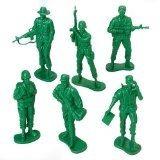Juguete Toy Company De Estados Unidos 7958 Soldados Grandes