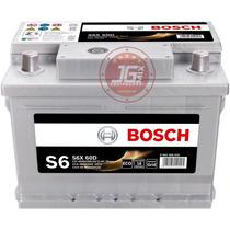 Bateria Bosch 60a Amperes S6x 18 Meses Garantia