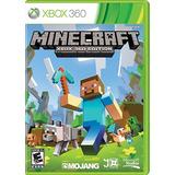 °° Minecraft Para Xbox 360 °° En Bnkshop