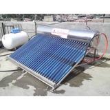 Calentador Solar 12 Pers Armado Y Flete Gratis Df Edomex