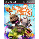 Little Big Planet 3 Ps3 - Juego Fisico - Prophone