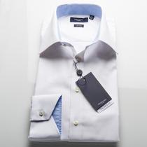Camisa Rochas Original (paris) - 100% Algodón - Tailored Fit