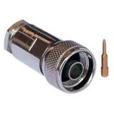 Conector N Macho Reto Rgc 213 C/ 10 Unidades