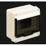 Caja Exterior 7 Bocas P/ Termica Con Puerta Estanca Roker P3