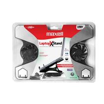 Base Para Notebook Maxell 2 Cooler Laptop X-stand Hasta 17,3