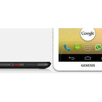 Tablet Genesis Gt 7326 2 Chip 8gb Wifi Gps 3g Full Hd Novo